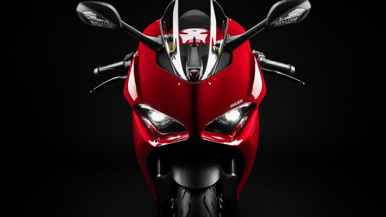 Ducati reveals its new Streetfighter and Panigale bikes for 2020