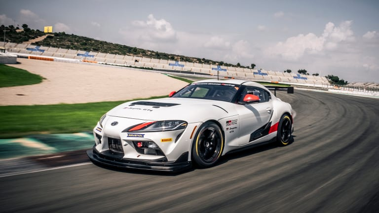 Toyota Gazoo announces pricing for the Supra GT4