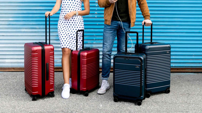 Arlo Skye wants to rid your travels of broken zippers with their new luggage collection