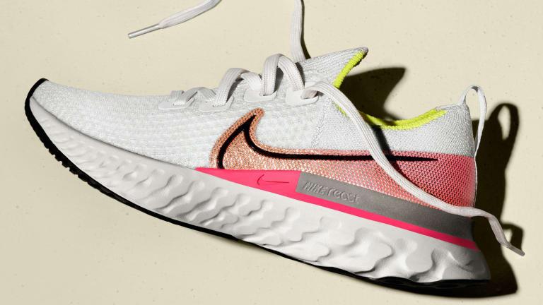 Nike's React Infinity was designed to help reduce runner injury