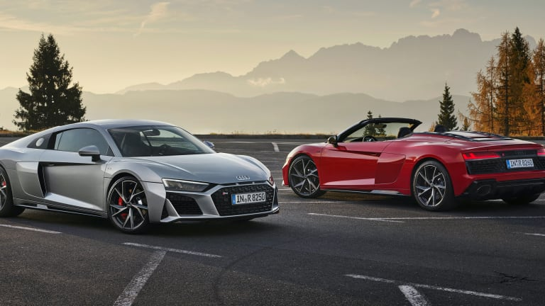 Audi makes the R8 V10 RWD a permanent member of the lineup
