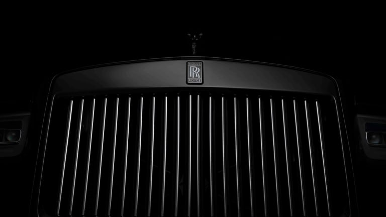 The Rolls-Royce Cullinan joins the Black Badge family