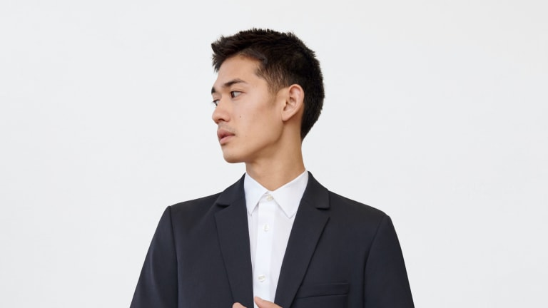 Everlane buttons up with its first-ever suit
