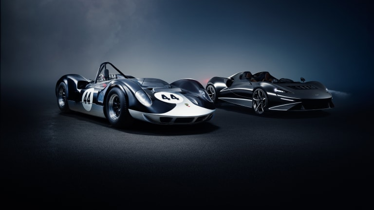 McLaren reveals its new Ultimate Series roadster, the Elva