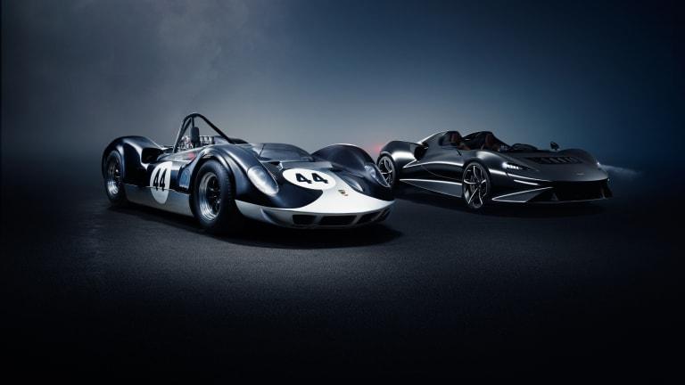McLaren reveals its new Ultimate Series roadster, the Elva