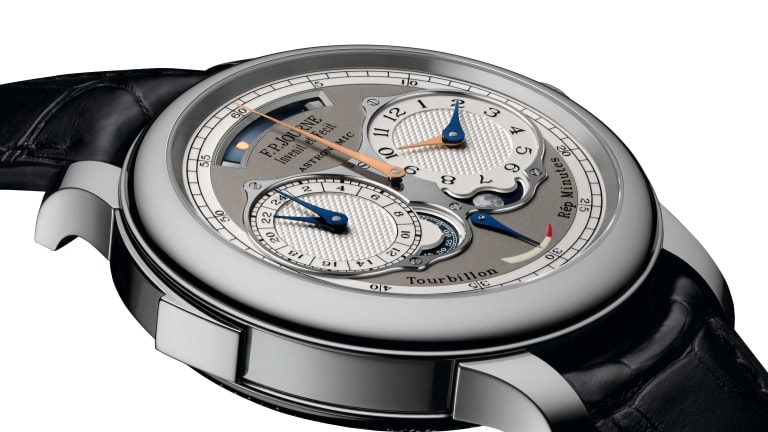 FP Journe releases the Astronomic Souveraine in stainless steel