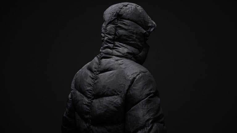 Vollebak's new puffer is made from one of the toughest materials on the planet