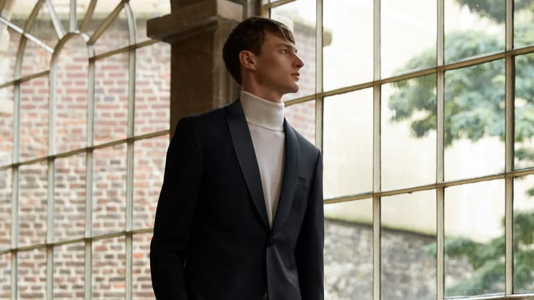 Mr P. launches its first eveningwear range