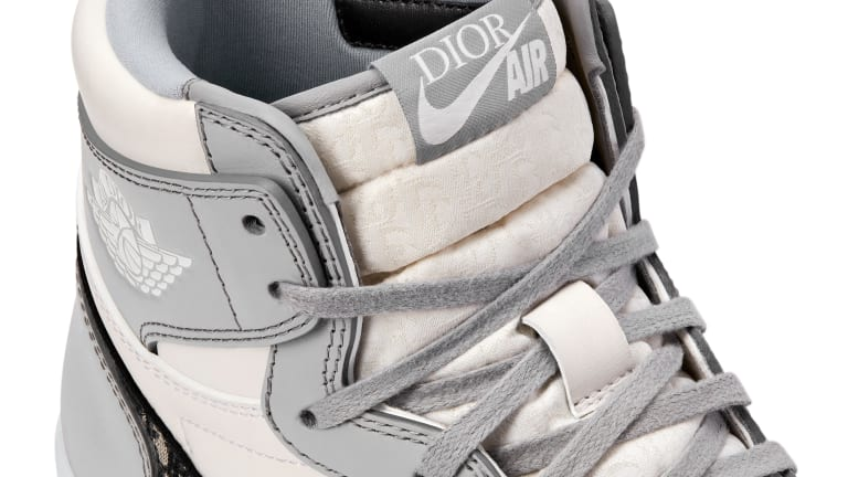 Jordan Brand and Dior reveal the Air Jordan I High OG Dior