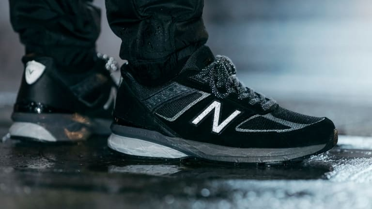 Haven combines utility and premium craftsmanship with their New Balance 990v5