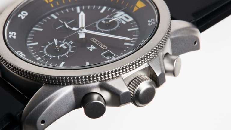 Seiko and nonnative release their third watch
