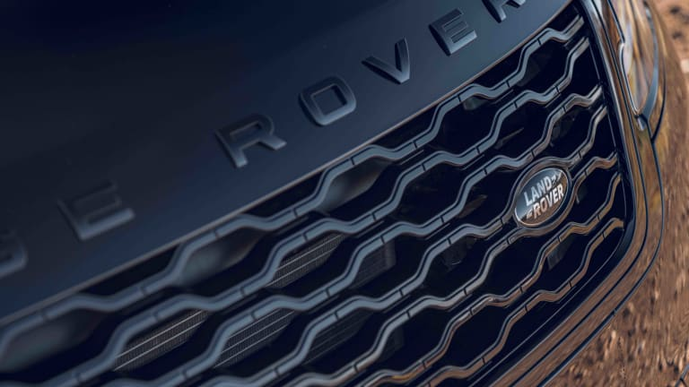 One of the best trim packages for the Range Rover Velar is exclusive to the UK market