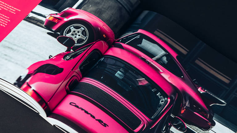 Type 7 wraps up a year of Porsche-filled content in its first book