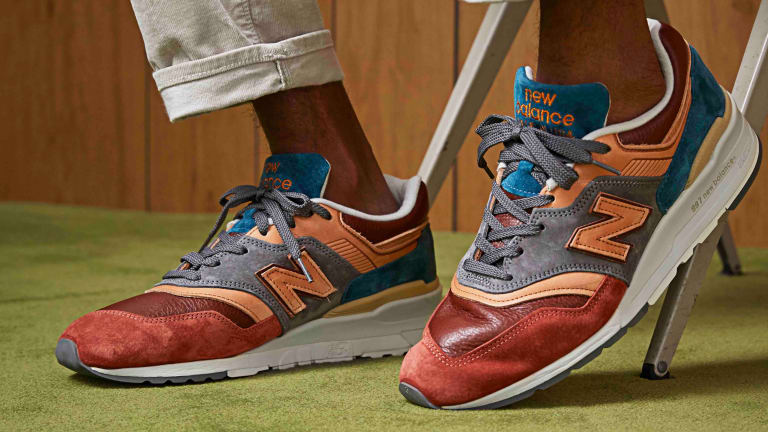 Todd Snyder's New Balance obsession continues with the M997
