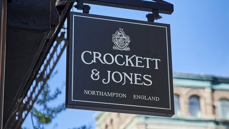 Crockett & Jones opens a new SoHo boutique