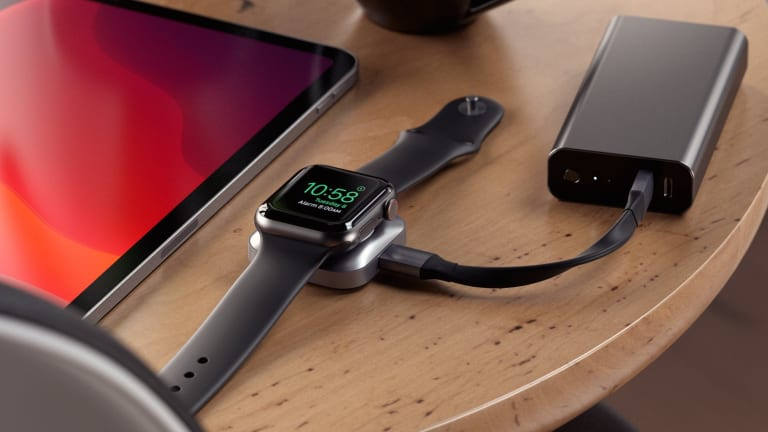 Satechi's new USB-C Magnetic Charging Dock should be the standard Apple Watch charger