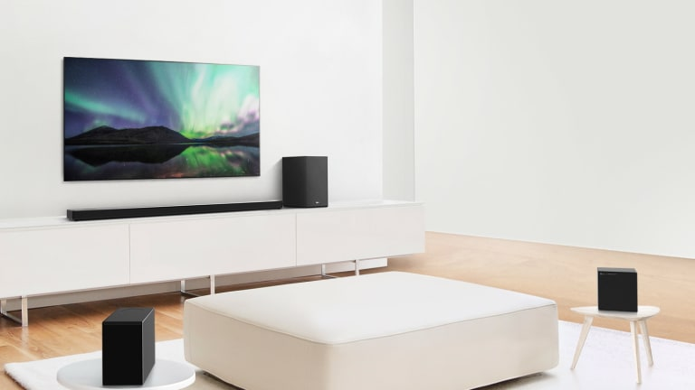 LG is using artificial intelligence to create a more immersive audio experience