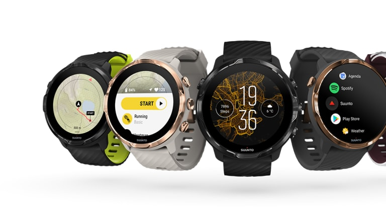 Suunto's latest model arrives with Google smartwatch technology