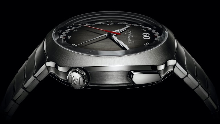 H. Moser & Cie. introduces the Streamliner Flyback Chronograph
