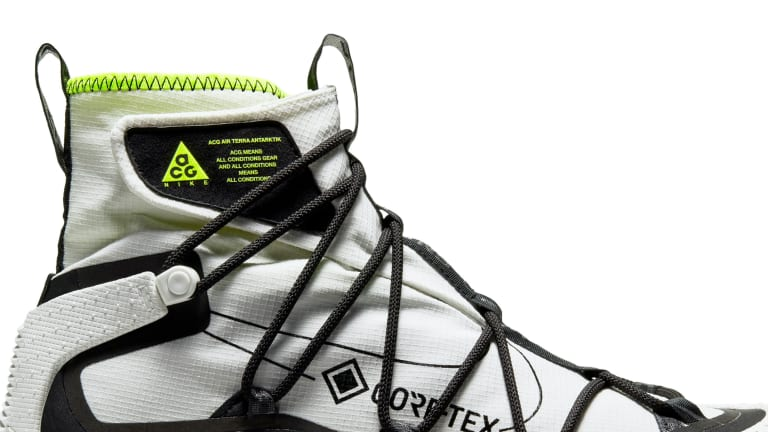 Nike's ACG Zoom Terra Antarktik is the brand's new winter warrior