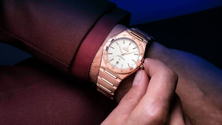 Omega introduces its new Constellation collection