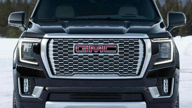 GMC unveils the 2021 Yukon