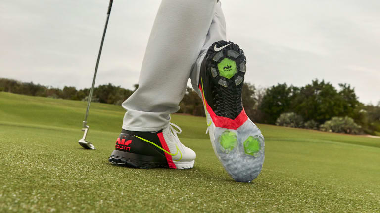 Nike focuses on speed and comfort with its new Air Zoom Infinity Tour golf shoe