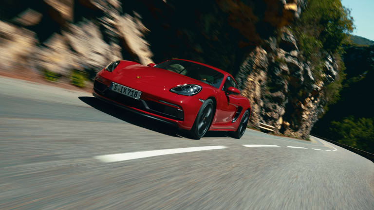 Porsche announces the 718 GTS 4.0