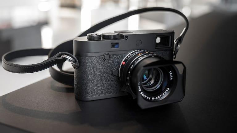 Leica unveils the M10 Monochrom