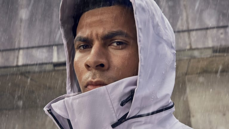 adidas MYSHELTER prepares for spring showers with its RAIN.RDY Parka
