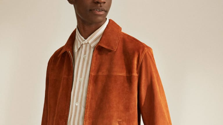 MR PORTER's latest Mr P. release brings a modern refresh to Ivy League style