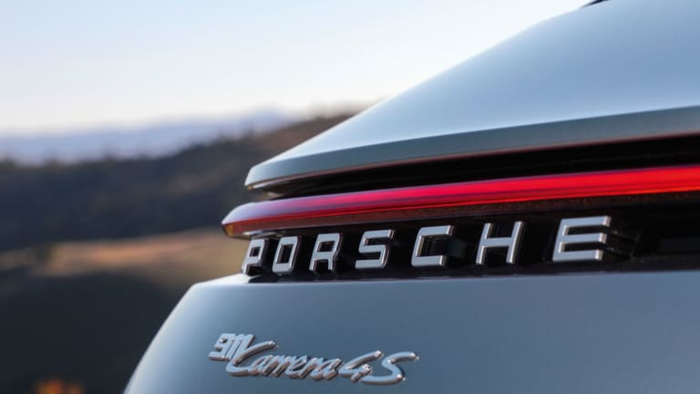 Porsche reveals the eighth-generation 911