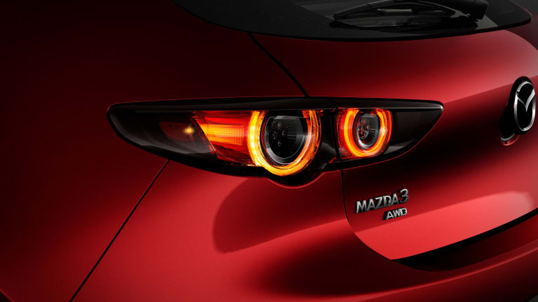 Mazda continues to take the brand upmarket with the all-new Mazda3