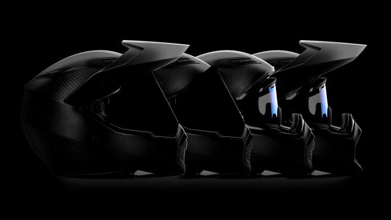 AGVbrings its AX-9 helmet to North America