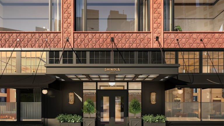 Shinola opens its first-ever hotel in Detroit