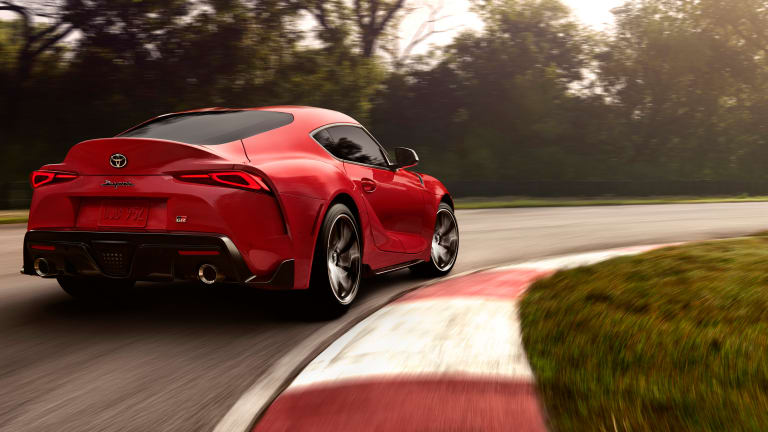Toyota reveals the long-awaited 2020 GR Supra