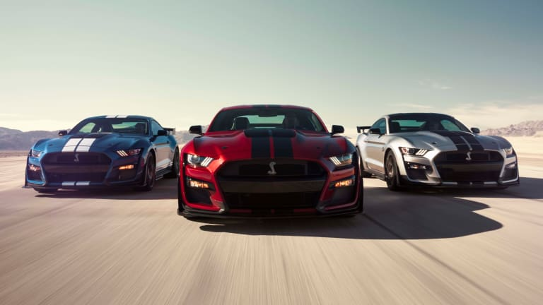 Ford announces its most powerful production car to date, the Shelby GT500