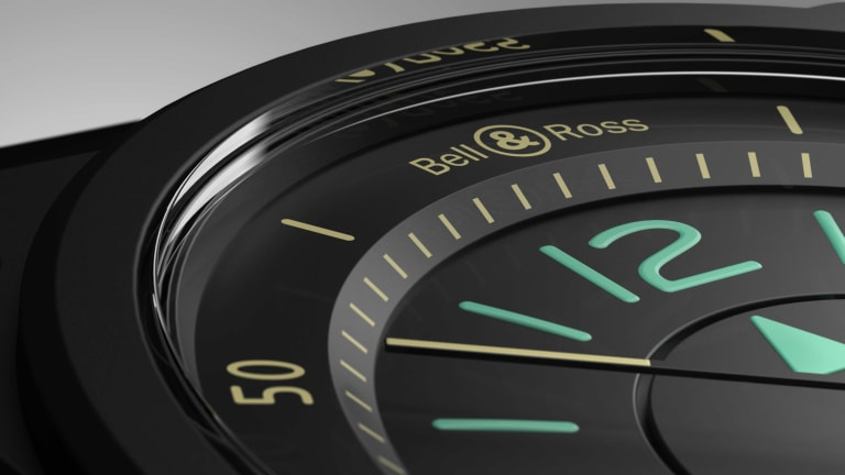 Bell & Ross reveals its aviation-inspired Bi-Compass