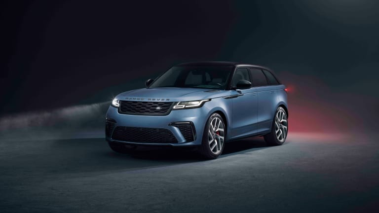 The Range Rover Velar gets an SVAutobiography edition