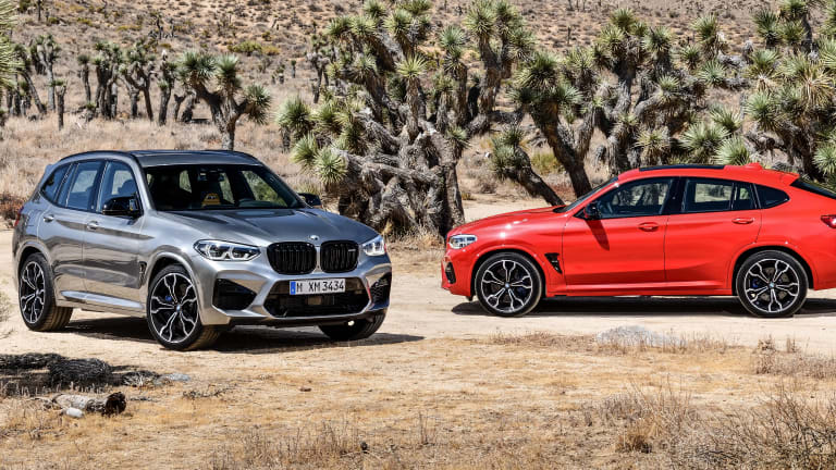 BMW's 2020 X3 and X4 get the M treatment