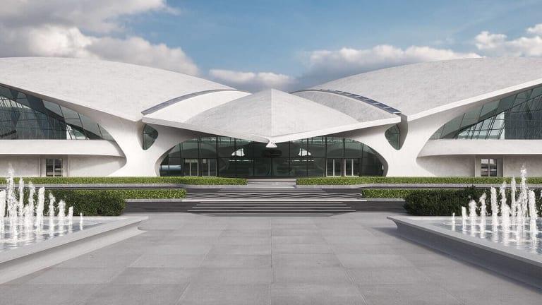 Eero Saarinen's 1962 TWA Flight Center re-opens this May as the new TWA Hotel