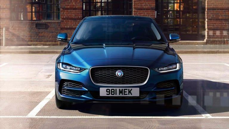 Jaguar reveals refreshed 2020 XE