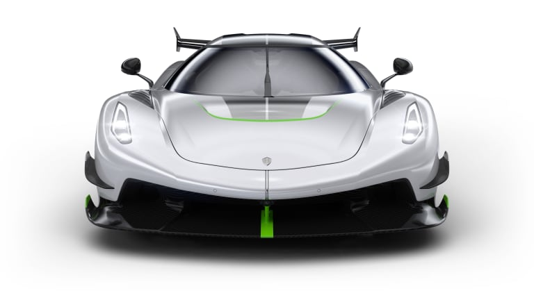 Koenigsegg reveals its new megacar, the Jesko
