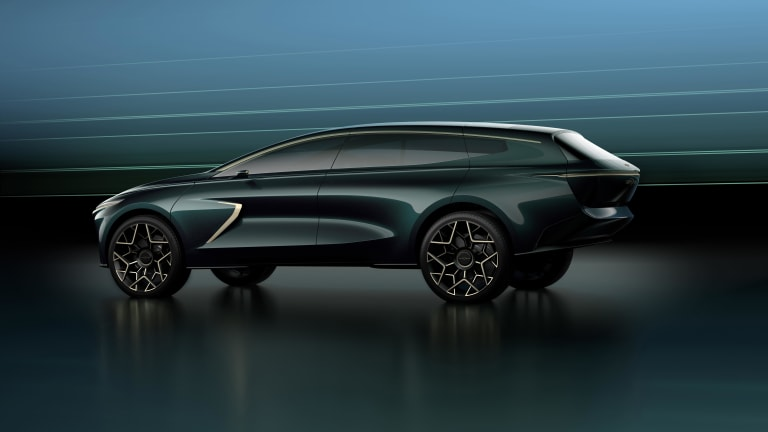 Lagonda reveals its All-Terrain Concept