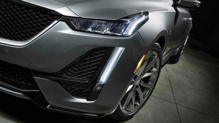 Cadillac previews its all-new CT5 sedan