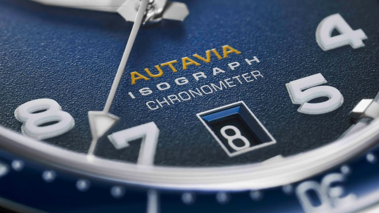 Tag Heuer announces its all-new Autavia line