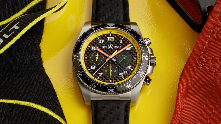 Bell & Ross' R.S.19 Chronographs are the perfect tribute to F1