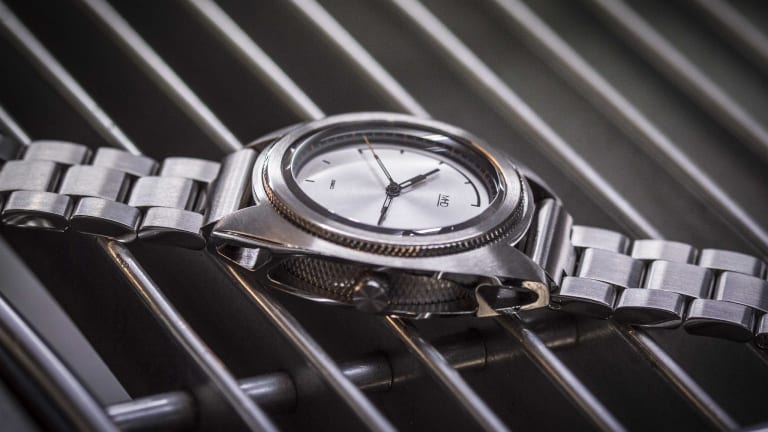 MHD rolls out a steel version of its AGT watch