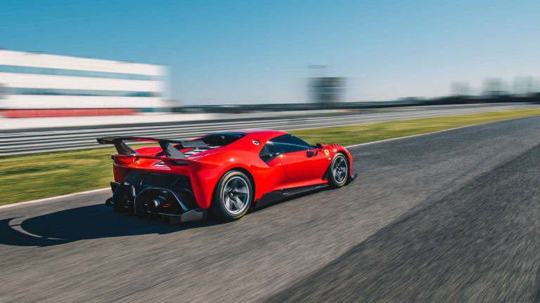 One of Ferrari's best customers is getting a one-off sports prototype