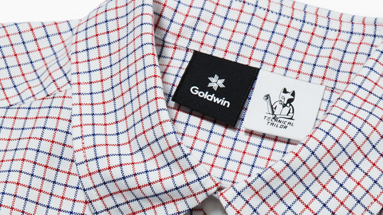 Goldwin reveals its Spring '19 collection with artist Geoff McFetridge